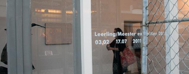 Er was afgelopen donderdag weer een opening van inmiddels al de tiende editie van de Leerling/Meester reeks. Dit maal was de meester Maartje Korstanje (1982) die we onlangs nog zagen […]