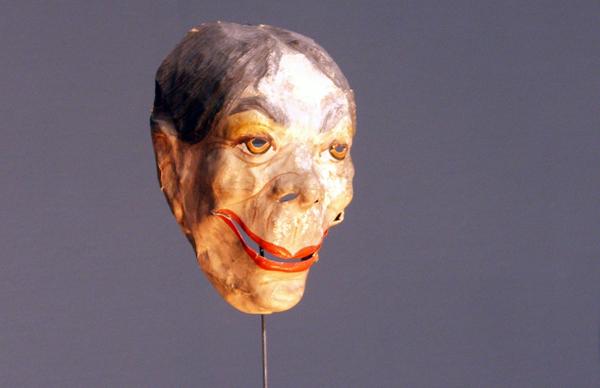 Masker (detail)
