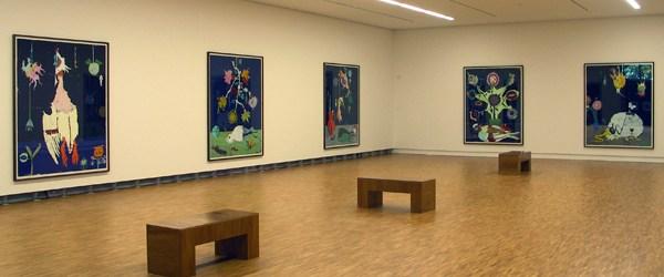 Ik was vandaag naar Den Haag, het doel het Gemeente Museum en het GEM. De eerste vanwege James Ensor, de tweede vanwege Gert en Uwe Tobias (1973). Gert en Uwe […]