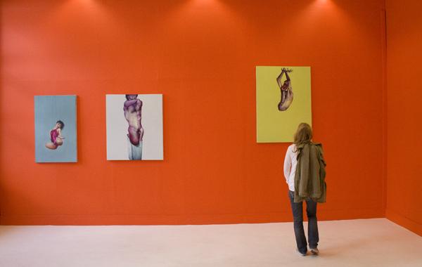 Dylan Eijkes - Anatomie
