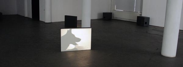 Ruben Bellinkx - The Musical Chair - 16mm film loop, 3 projecties