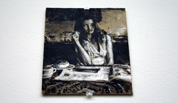 Peter Jochems - Marloes aan het ontbijt