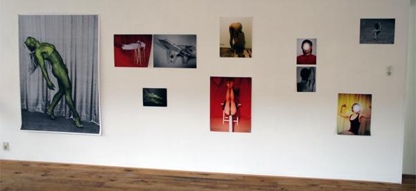 Isabelle Wenzel - Untitleds