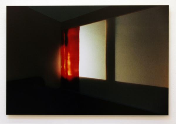 Popel Coumou - Untitled 2004-02 - 87x130cm C-print op aluminium