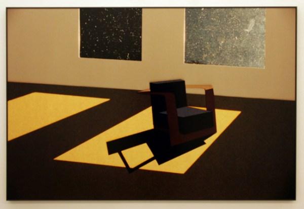 Popel Coumou - Untitled 2007-08 - 87x130cm C-print op aluminium