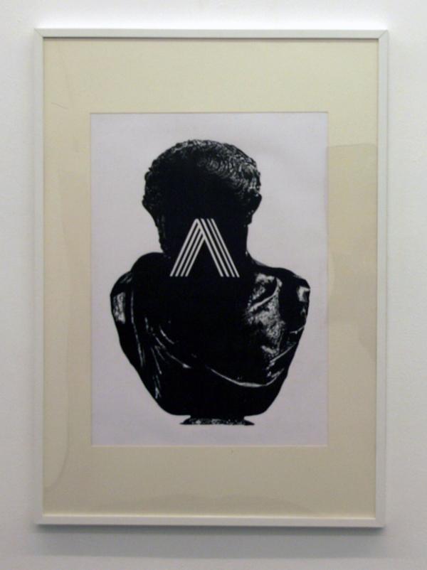 Thijs Zweers - The Brother - 72x100cm Grafiet op papier