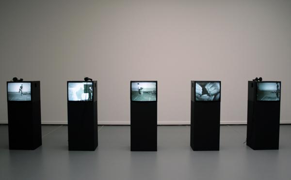 Bruce Nauman - Diverse films