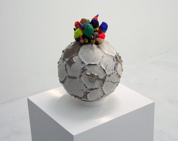 Sander Reijgers - 'kunst hoort aan een spijker'