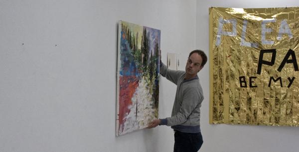 Erik-Jan Ligtvoet doet opvallend veel ophang werk, zal aan zijn ervaring bij Heden liggen?