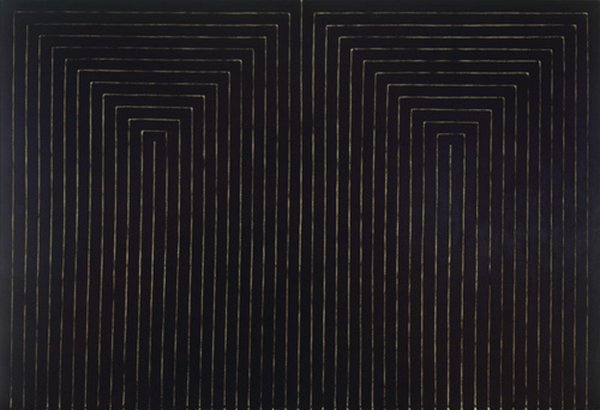 Frank Stella - The Marriage of Reason and Squalor II