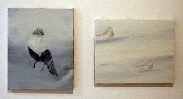 Par Stromberg - The Prophet - 50x40cm Olieverf op canvas