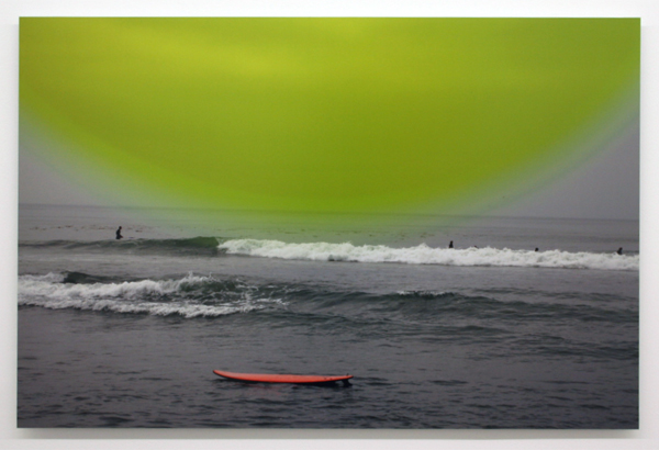 Warren Neidich - Red Board - 120x80cm Pigment print