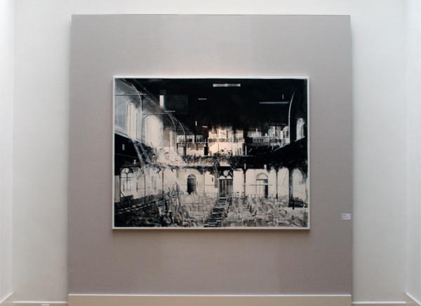 Wessel Huisman - Paradise-Paradiso April 1962 - 140x180cm Acrylverf op linnenWessel Huisman - Paradise-Paradiso April 1962 - 140x180cm Acrylverf op linnen