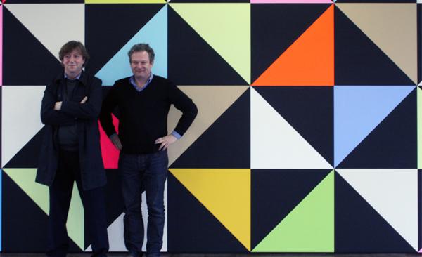 Jan van der Ploeg en Gerhard Hofland