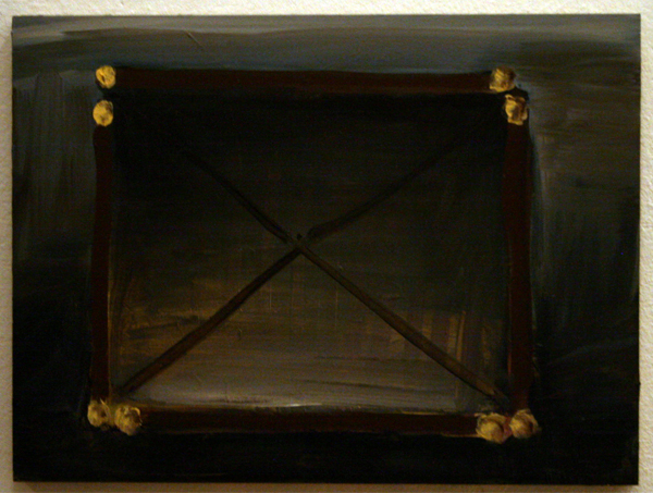 Machteld Solinger - Onbekende titel en afmetingen
