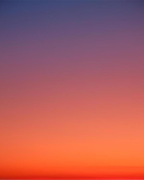 Eric Cahan - Flying Point Beach Sunset 7 51pm
