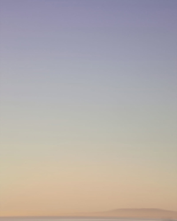 Eric Cahan - San Francisco Bay CA Sunrise 6 24pm