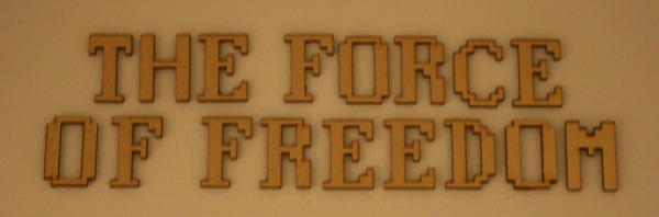 Force of Freedom (Micha Prinsen & Roel Roscam Abbing)