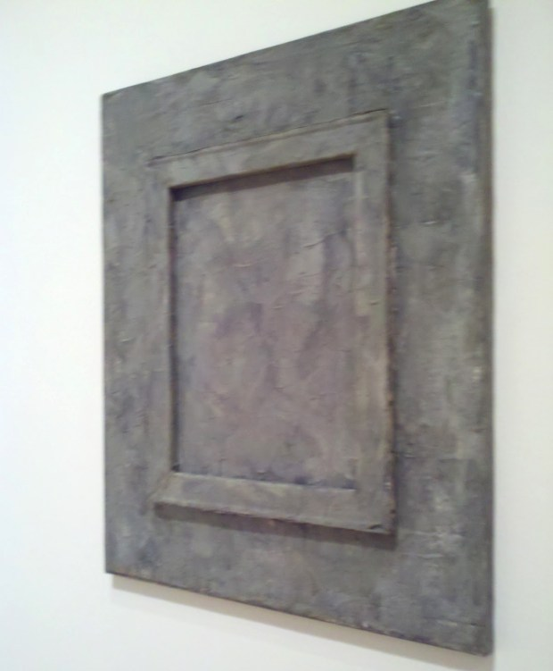 Jasper Johns - Canvas -1956