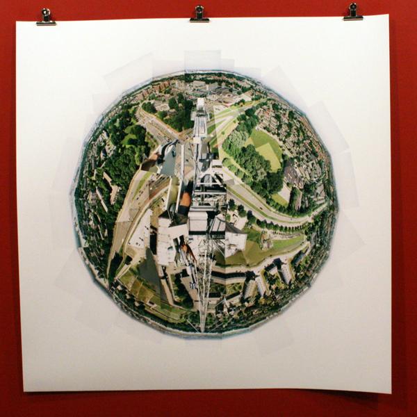 Wouter van Buuren - Hoogvliet - 120x120cm Ultrachrome print