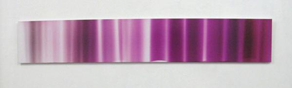 Tanya Long - Untitled (roll #4) - C-print op dibond