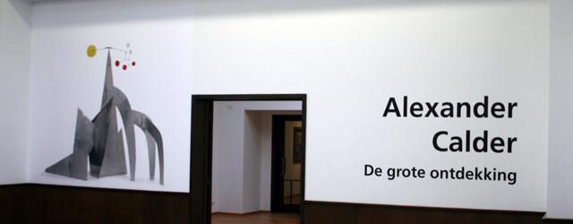 Op dit moment is in het GemeenteMuseum Den Haag een grote tentoonstelling te zien met werk van Alexander Calder (1898-1976). De titel had beter 'Alexander Calder ontmoet Piet Mondriaan' kunnen […]