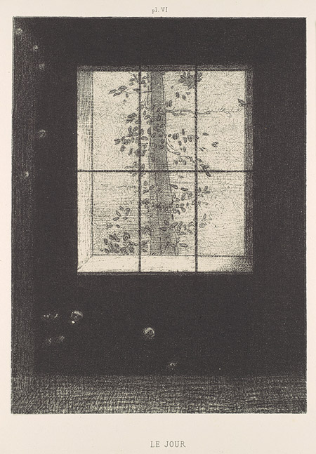 Odilon Redon - The Day