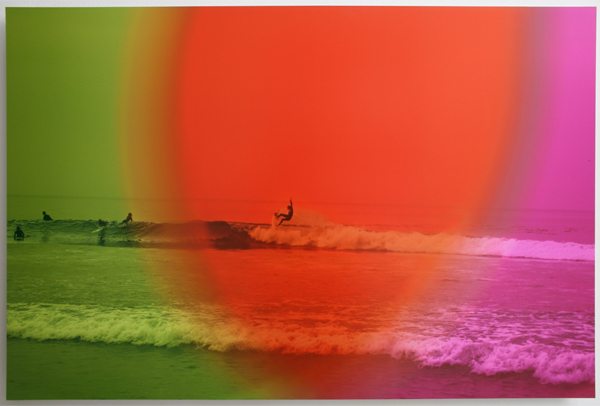 Warren Neidich - Wipe Out - 120x80cm pigment print