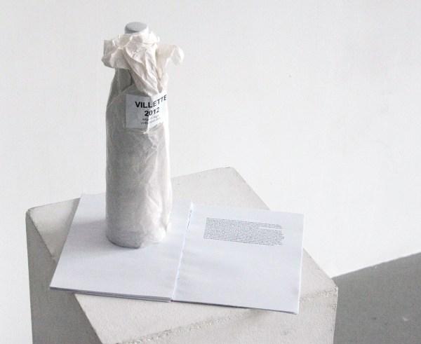 Francois Dey - Villette 2012 - 30x35x35cm