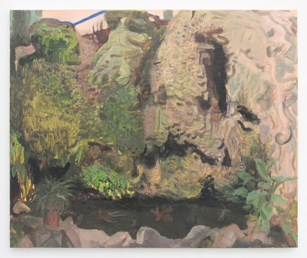 Pere Llobera - Untitled - 76x93cm Olieverf op canvas