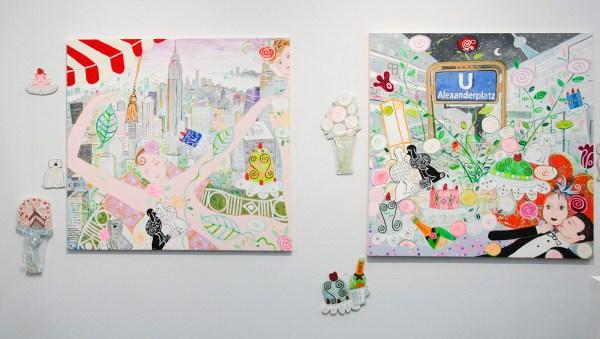 Shane Campbell Gallery & Jack Hanley Gallery & Canada - Juwelia