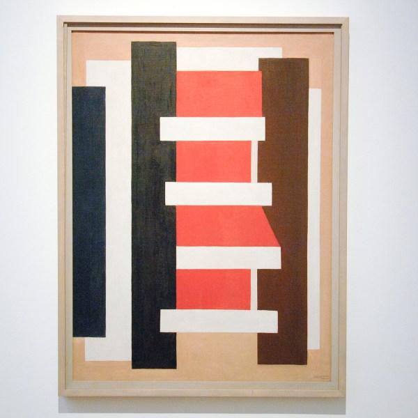 Fernand Leger - Mural Composition - Olieverf op canvas, 1926