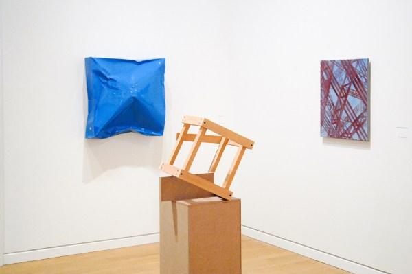 Han Schuil - 2012 (particuliere collectie) & Georg Herold - 2016 (schenking) & Jeroen Henneman - 1994 (Stedelijk)