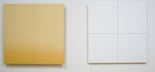Robert Mangold - 1966 (Van Abbe) & Ad Dekkers - 1968 (Van Abbe)