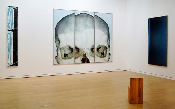Toon Verhoef - 1979 (Van Abbe) & Katharine Sieverding - 1997 (Stedelijk) & Jan Dibbets - 2012 (bruikleen van de kunstenaar)