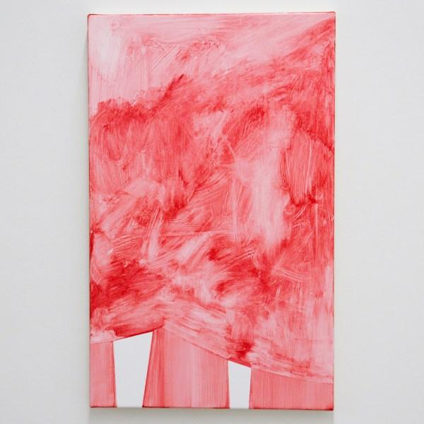 Robert Holyhead - Untitled - 53x33cm Olieverf op canvas