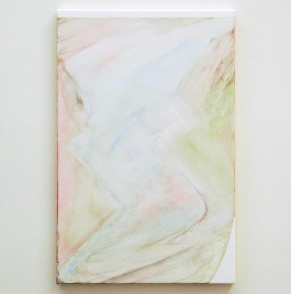 Robert Holyhead - Untitled (Veer) - 58x38cm Olieverf op canvas
