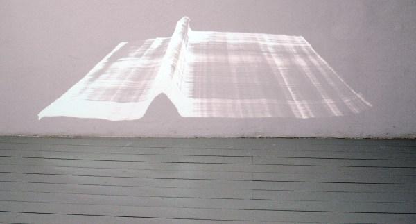 Romee van Oers - Untitled - Projectie