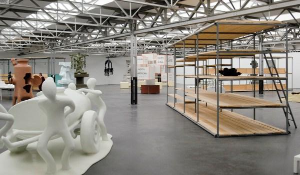 Atelier van Lieshout Overzicht