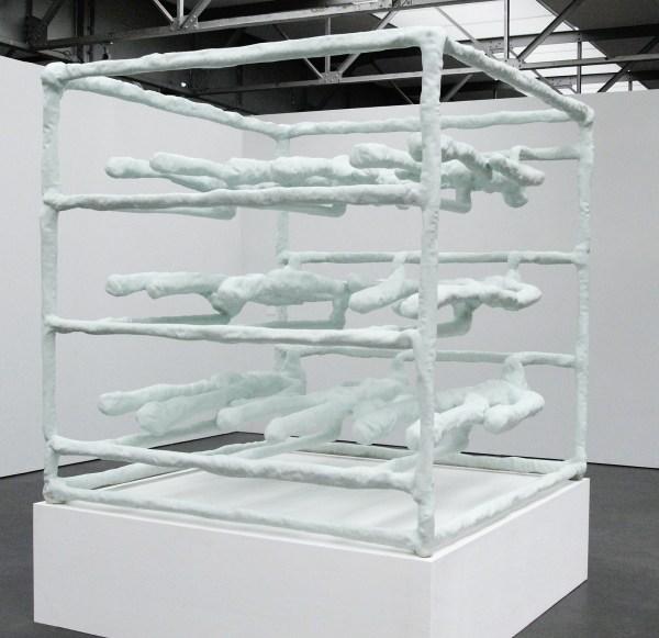 Atelier van Lieshout - The Cube - Glasvezel