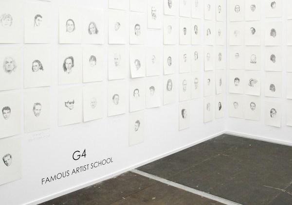 Vriend van Bavink Gallery - Famous Artist School (maker onbekend)