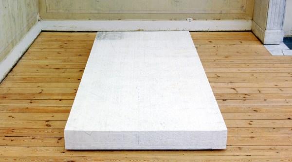 Davic Maljkovic - Postament 1 - 220x110x15cm Forex board
