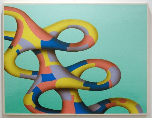 WTC The Hague Art Gallery - Ab van Hanegem