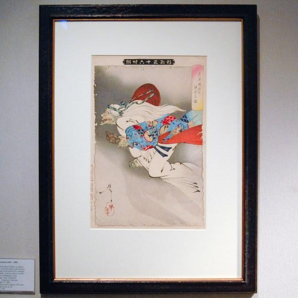 EH Ariens Kappers - Tsukioka Yoshitoshi