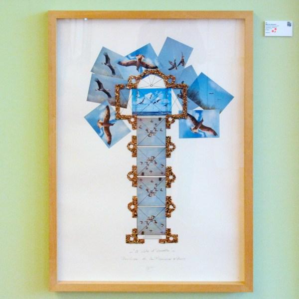 Marinus Boezem - A Volo D'Ucello - 100x70cm Lithografie in oplage van 80, 2010, €303,-