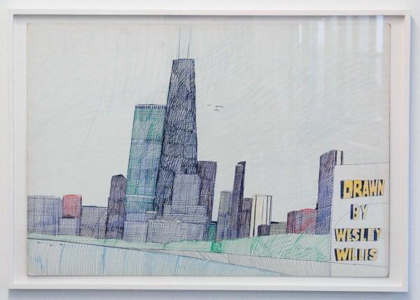 Delmes & Zander - Wesley Willis