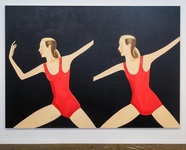 Javier Lopez & Fer Frances Galeria - Alex Katz