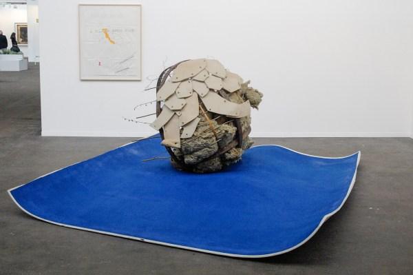 Pietro Sparta Galerie - Lawrence Weiner & Alice Bidault
