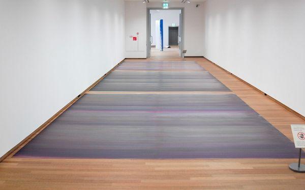 Ton Boelhouwer - Floor 1 & Floor 5 & Floor 8 - Olieverf op aluminium