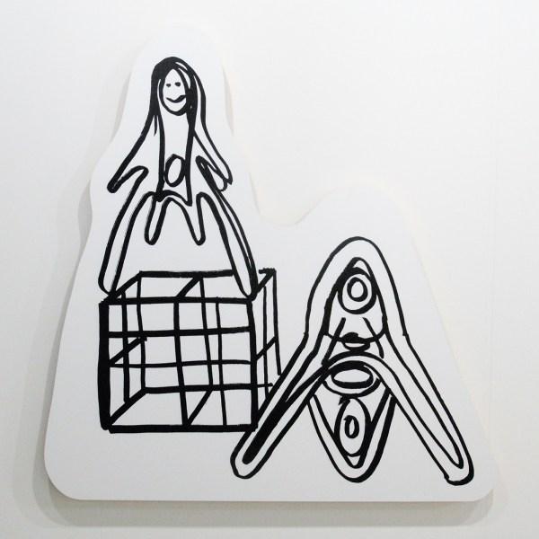 Cabinet - Bonnie Camplin